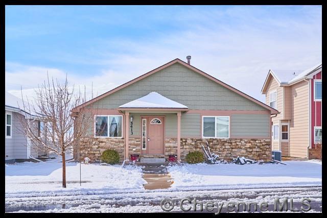 5413 Alex Ranch Rd, Cheyenne, WY 82007 (MLS #70931) :: RE/MAX Capitol Properties