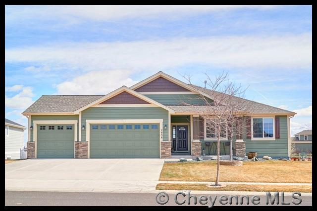 7458 Huntz Dr, Cheyenne, WY 82009 (MLS #71034) :: RE/MAX Capitol Properties