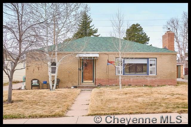 3710 Mccomb Ave, Cheyenne, WY 82001 (MLS #71145) :: RE/MAX Capitol Properties