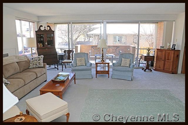 1717 Alexander Ave #203, Cheyenne, WY 82001 (MLS #71186) :: RE/MAX Capitol Properties