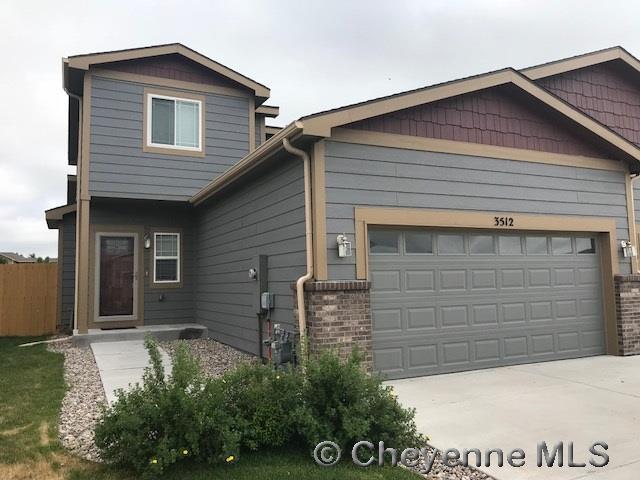 3512 Shenandoah St, Cheyenne, WY 82001 (MLS #71241) :: RE/MAX Capitol Properties