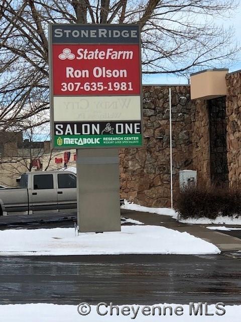 2320 Dell Range Blvd, Cheyenne, WY 82009 (MLS #74266) :: RE/MAX Capitol Properties