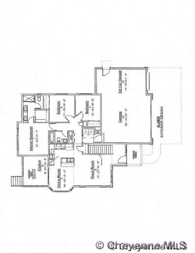 3625 Thomas Rd, Cheyenne, WY 82009 (MLS #76255) :: RE/MAX Capitol Properties