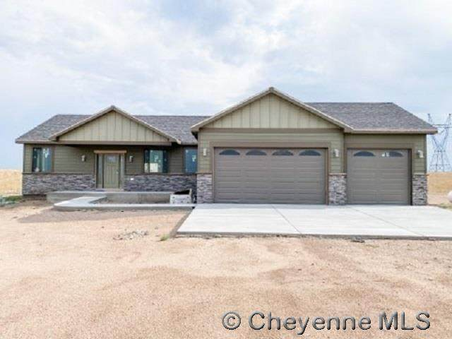 13194 E Four Mile Rd, Cheyenne, WY 82009 (MLS #79873) :: RE/MAX Capitol Properties