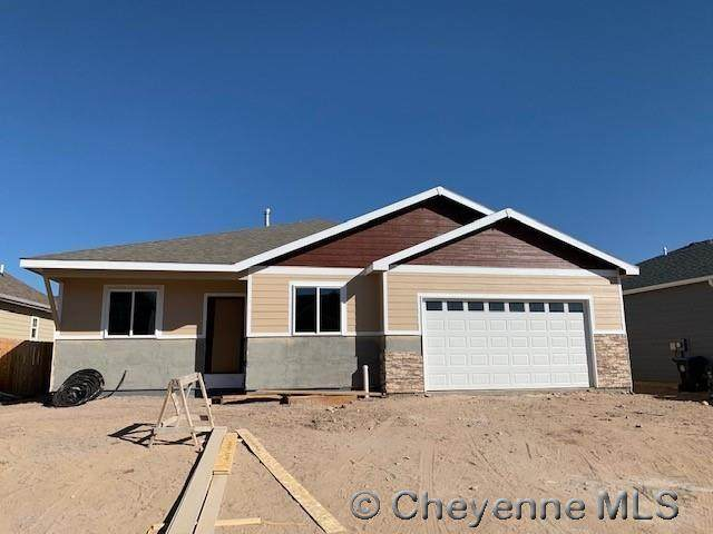 3310 Berthel Rd, Cheyenne, WY 82009 (MLS #83803) :: RE/MAX Capitol Properties