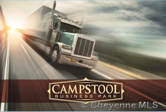 Block 2, Lot 4 Trucker Tr, Cheyenne, WY 82001 (MLS #52935) :: RE/MAX Capitol Properties