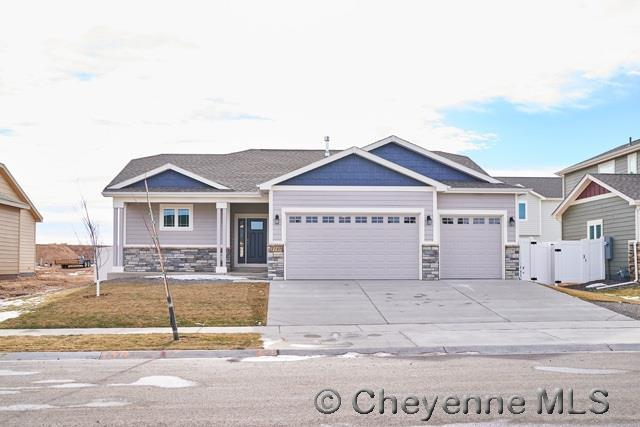 3701 Harvey St, Cheyenne, WY 82009 (MLS #65205) :: RE/MAX Capitol Properties
