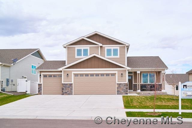 3700 Sowell St, Cheyenne, WY 82009 (MLS #65274) :: RE/MAX Capitol Properties