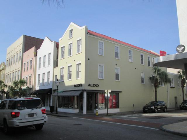 289-291 King Street, Charleston, SC 29401 (#30279501) :: The Cassina Group