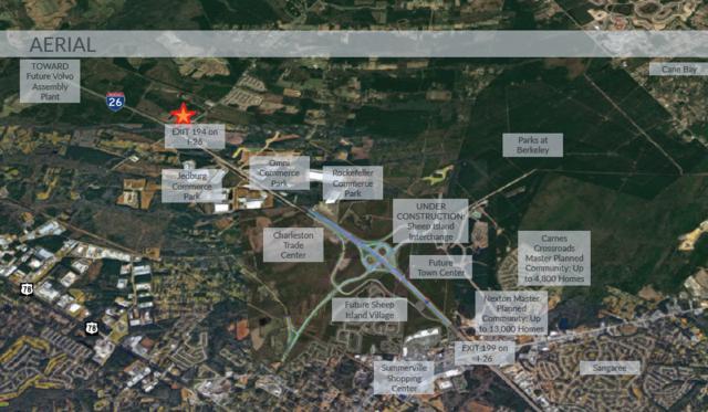 JEDBURG Rd Unit D - G, Summerville, SC 29483 (#30282040) :: The Cassina Group