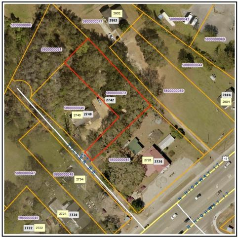 2742 N Hwy 17, Mount Pleasant, SC 29466 (#30284296) :: The Cassina Group