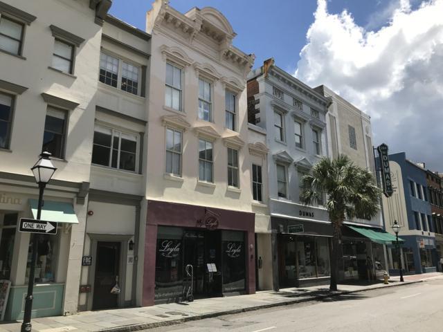 296 & 298 King St, Charleston, SC 29401 (#30340685) :: The Cassina Group