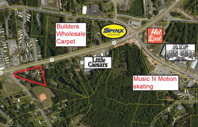2.06 Acres At Ridge Church Road, Summerville, SC 29486 (#30341582) :: The Cassina Group
