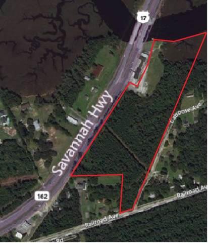 0 Savannah Highway, Ravenel, SC 29470 (#30351381) :: The Cassina Group