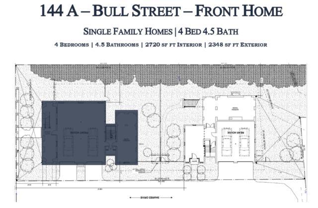 144 Bull St, Charleston, SC 29401 (#30360266) :: The Cassina Group