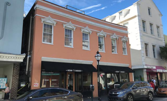 337 King St, Charleston, SC 29401 (#30391309) :: The Cassina Group