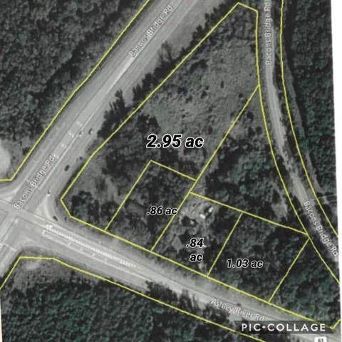 5128 Ashley River Rd, Summerville, SC 29485 (#30461439) :: The Cassina Group