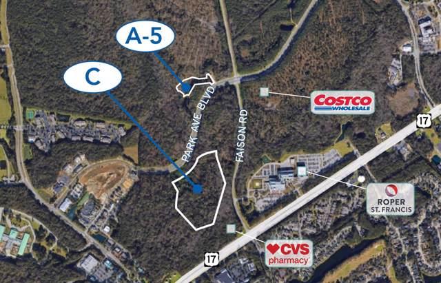 Park Ave Blvd, Parcel A-5, Mount Pleasant, SC 29466 (#30501744) :: The Cassina Group