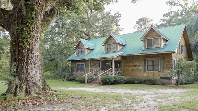5345 Parkers Ferry Rd, Adams Run, SC 29426 (#30523815) :: The Cassina Group