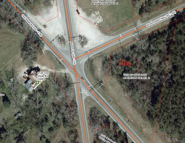 Old State Rd (Us-15 & Sc-45) Highway, Holly Hill, SC 29059 (#30526691) :: The Cassina Group