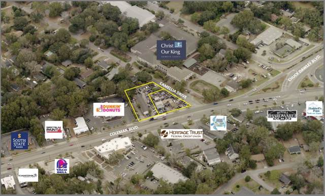 860 & 862 Coleman Blvd, Mount Pleasant, SC 29464 (#30535879) :: The Cassina Group