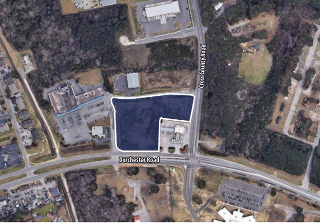 Cross County Rd & Dorchester Rd, North Charleston, SC 29418 (#30539194) :: The Cassina Group