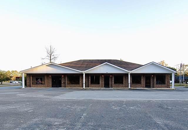 206 Rembert C Dennis Blvd, Moncks Corner, SC 29461 (#30539983) :: The Cassina Group