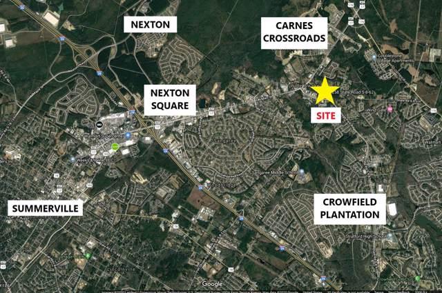 1258 College Park Rd, Summerville, SC 29483 (#30553584) :: The Cassina Group