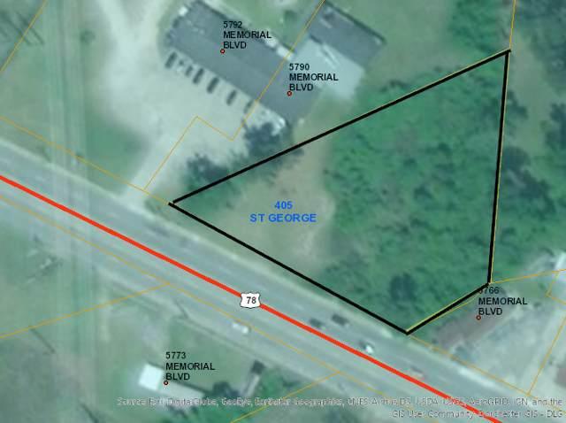5574 Memorial Blvd, Saint George, SC 29477 (#30554779) :: The Cassina Group