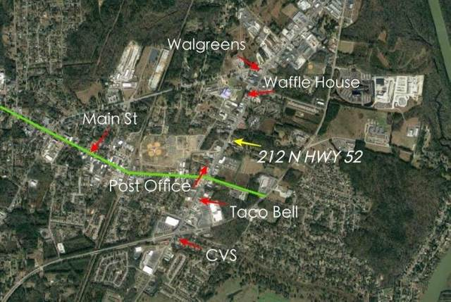 212 N U.S. Hwy 52, Moncks Corner, SC 29461 (#30568563) :: The Cassina Group