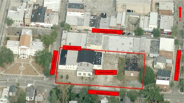 114 N Walter St, Walterboro, SC 29488 (#30596965) :: The Cassina Group