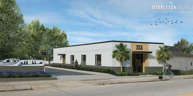 733 King St, Charleston, SC 29403 (#30626466) :: The Cassina Group