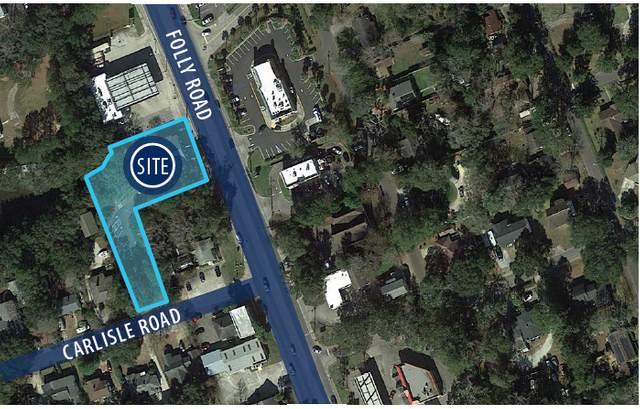 743 Folly Road, Charleston, SC 29412 (#30631679) :: The Cassina Group