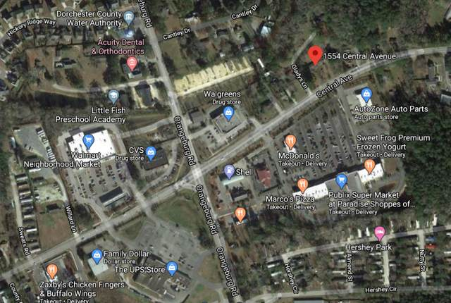 1554 Central Ave, Summerville, SC 29483 (#30637203) :: The Cassina Group