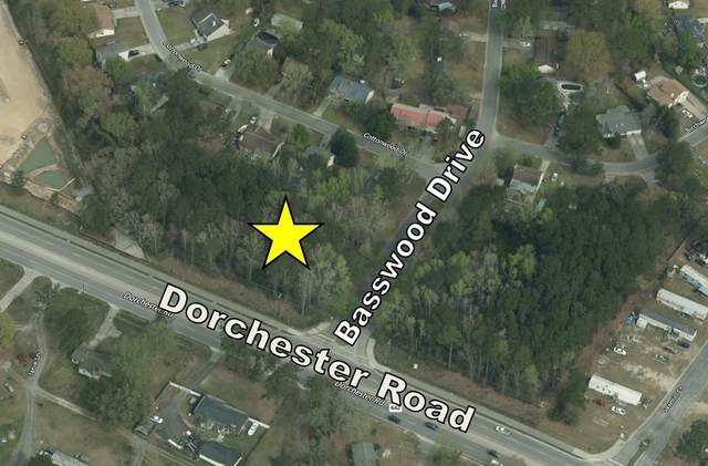 Dorchester Road At Basswood Avenue, Summerville, SC 28485 (#30647640) :: The Cassina Group