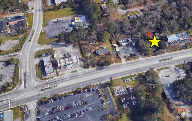 215 Old Trolley Rd, Summerville, SC 29485 (#30649188) :: The Cassina Group