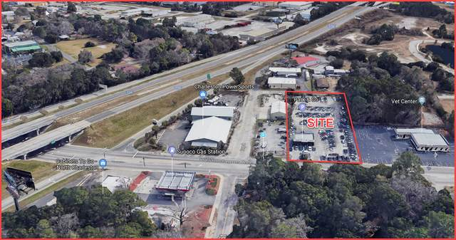 3621 W Montague Ave, North Charleston, SC 29418 (#30650845) :: The Cassina Group