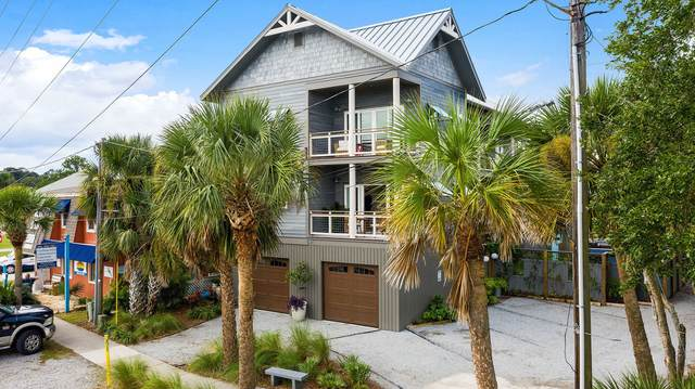 87 Center St, Folly Beach, SC 29439 (#30658493) :: The Cassina Group