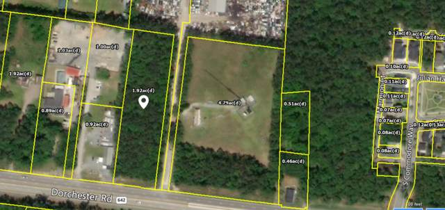 0 Dorchester Road, Summerville, SC 29485 (#30699179) :: The Cassina Group