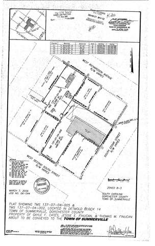 208 S Cedar St, Summerville, SC 29483 (#30708461) :: The Cassina Group