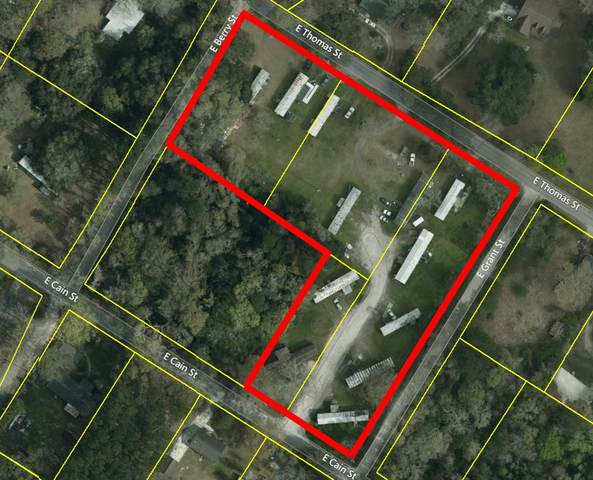 4 Lots- E. Thomas Street & E. Cain Street, Lincolnville, SC 29485 (#30711008) :: The Cassina Group