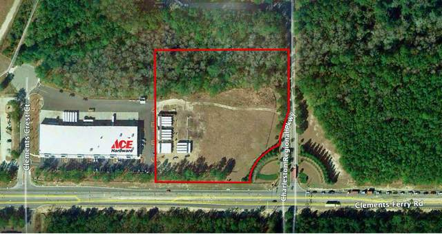 1008 Clements Crest Ln, Charleston, SC 29492 (#30716208) :: The Cassina Group
