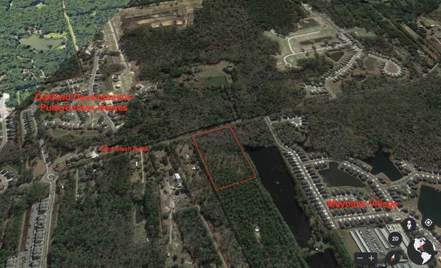 0 Cane Slash Road, Johns Island, SC 29455 (#30721226) :: The Cassina Group