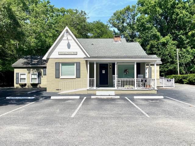 440 Folly Rd, Charleston, SC 29412 (#30735267) :: The Cassina Group