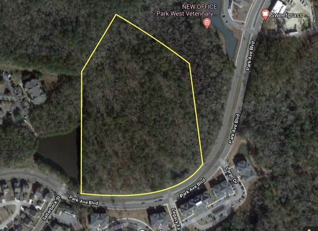 Park Avenue Blvd, Mount Pleasant, SC 29466 (MLS #30751968) :: The Infinity Group