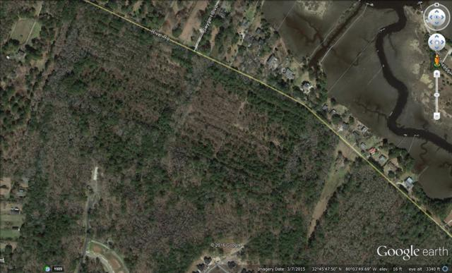 0 River Road, Johns Island, SC 29455 (#30017789) :: The Cassina Group