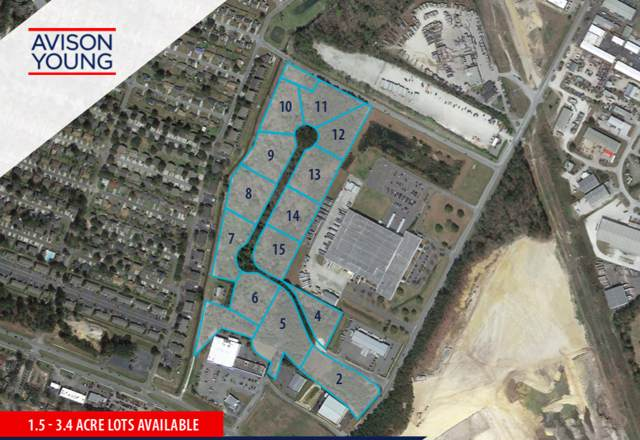 Cross County Road & Dorchester Road, North Charleston, SC 29418 (#30518341) :: The Cassina Group