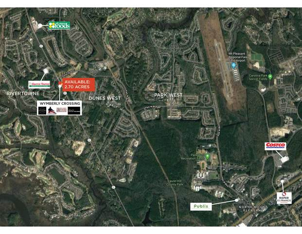 0 Highway 41, Mount Pleasant, SC 29466 (#30527321) :: The Cassina Group
