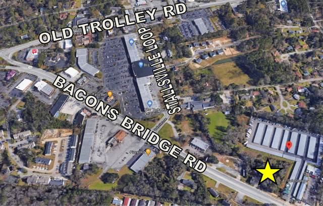 1025 Bacons Bridge Rd, Summerville, SC 29485 (#30653854) :: The Cassina Group
