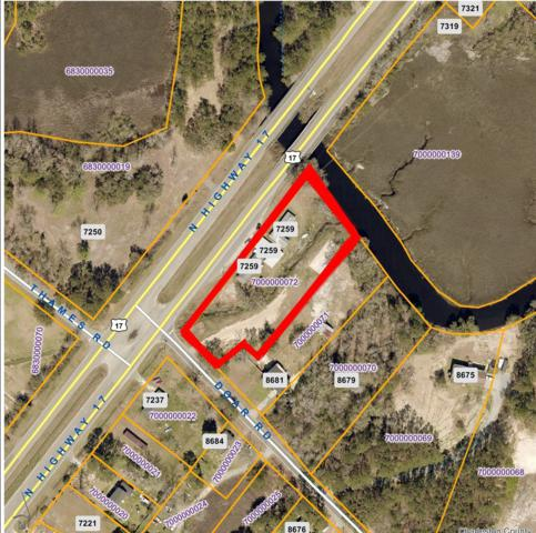 7259 N Hwy 17, Awendaw, SC 29429 (#30222040) :: The Cassina Group